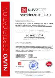 ISO 10002-2016